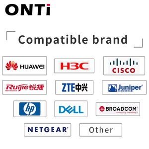 Image 5 - ONTi 100G QSFP28 DAC Cable 0.5M 1M 2M 3M 5M Passive Direct Attach Copper Twinax Cable