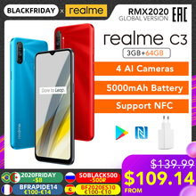Realme Helio P40 64GB 3GB LTE/GSM/WCDMA NFC Adaptive Fast Charge Bluetooth 5.0 Octa Core