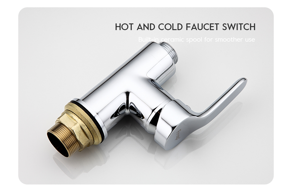 Hc9e03660a7a74375924ddc8ddd435f29q Frap Silica Gel Nose Any Direction Rotating Kitchen Faucet Cold and Hot Water Mixer Torneira Cozinha Single Handle Tap F4353