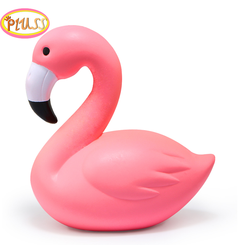 New Squishy Cute Animal Simulation Animal Doll PU Bread Slow Rising Scented Soft Squeeze Toy Stress Relief For Kid Gift
