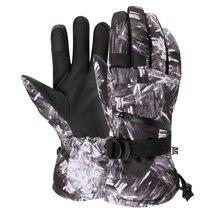 Snowboard Gloves Touch-Screen Riding Motorcycle Waterproof Women Ultralight