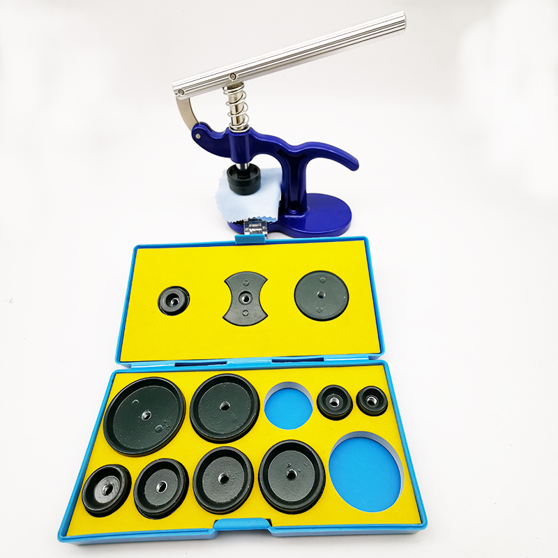 watch tools capper capping machine opener back case gland mold press