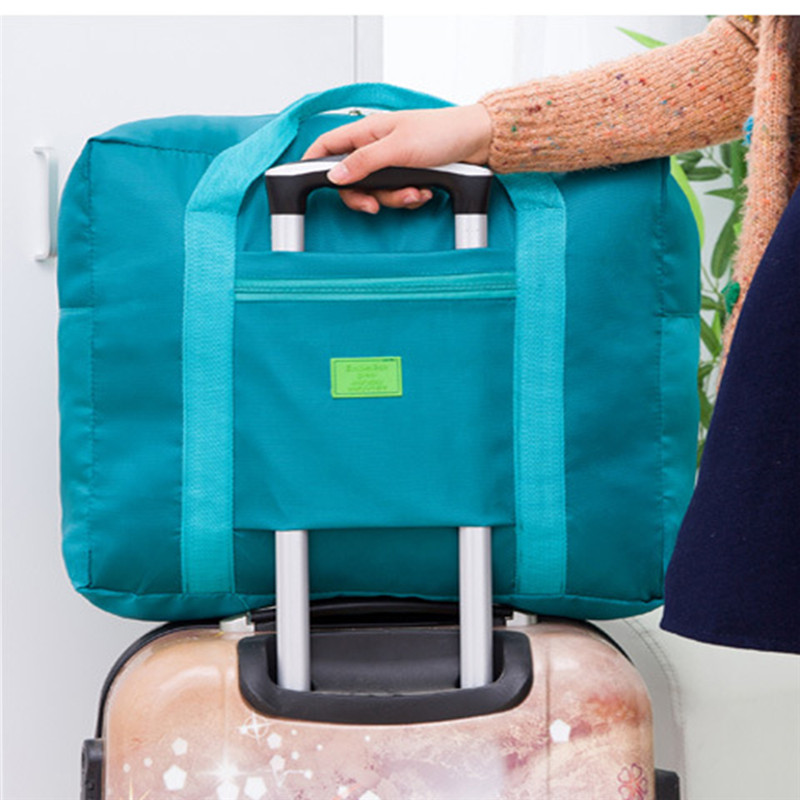 2020 New Nylon Foldable Travel Bag Unisex Large Capacity Bag Luggage Women WaterProof Handbags Men Travel Bags