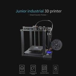 Maxgeek Ender-5 промышленный 3D принтер размер печати 220*220*300 мм w/функция незавершенной печати