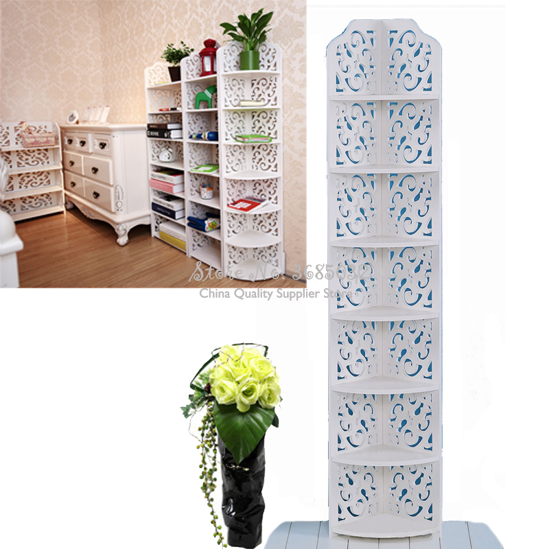 Cheap Bathroom Vanity Floor Standing Bathroom Storage Cabinet Washbasin Shower Corner Shelf Plants Sundries Storage Racks