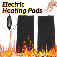 USB Knee Electric Heater Pad Winter 2018 Heating Clothing Warmer Pads Adjustable Thermal Heated