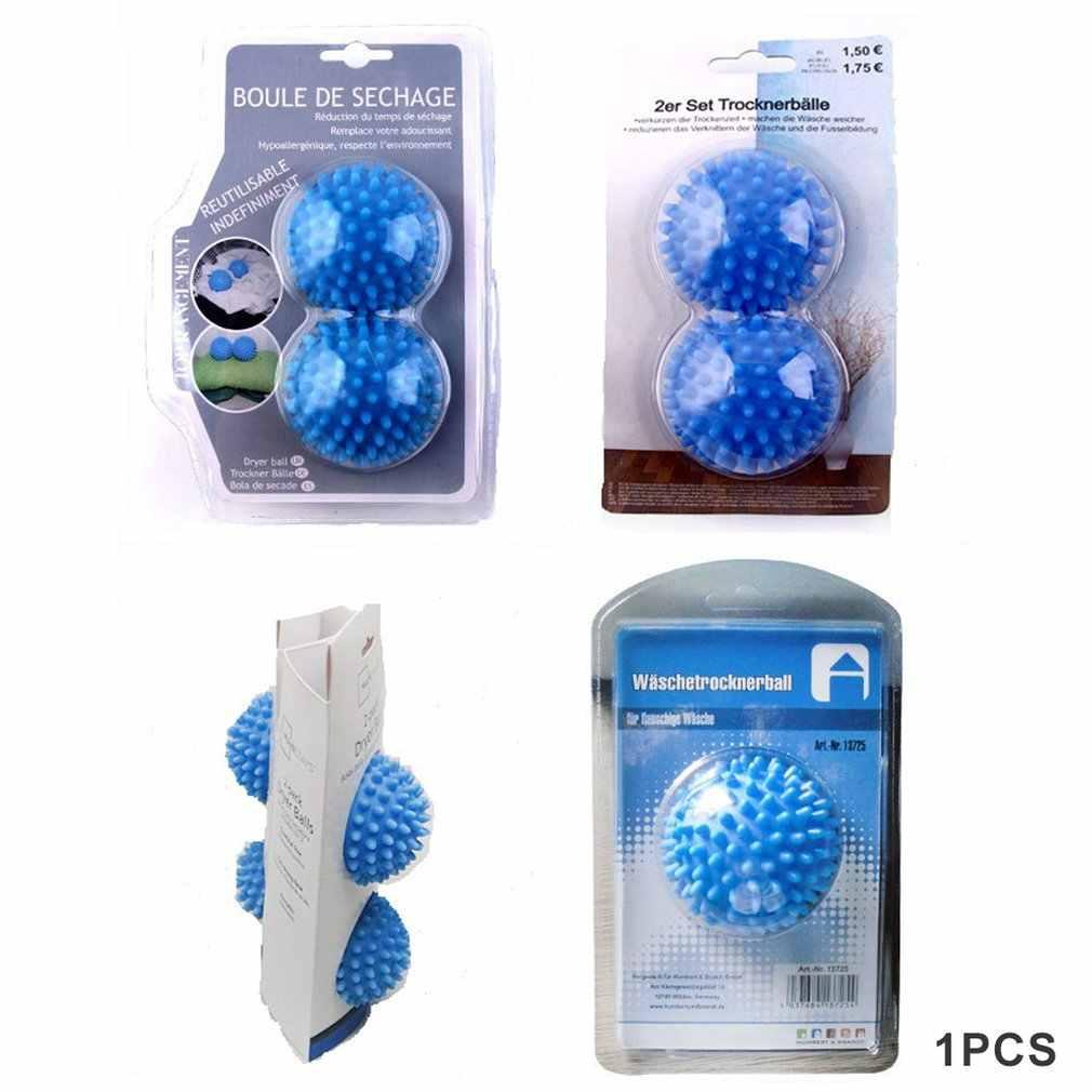 تنظيف المنزلية كرة الغسيل الملابس الجافة جيرسي منفوش كرة الغسيل مكافحة لف إزالة التلوث كرة الغسيل