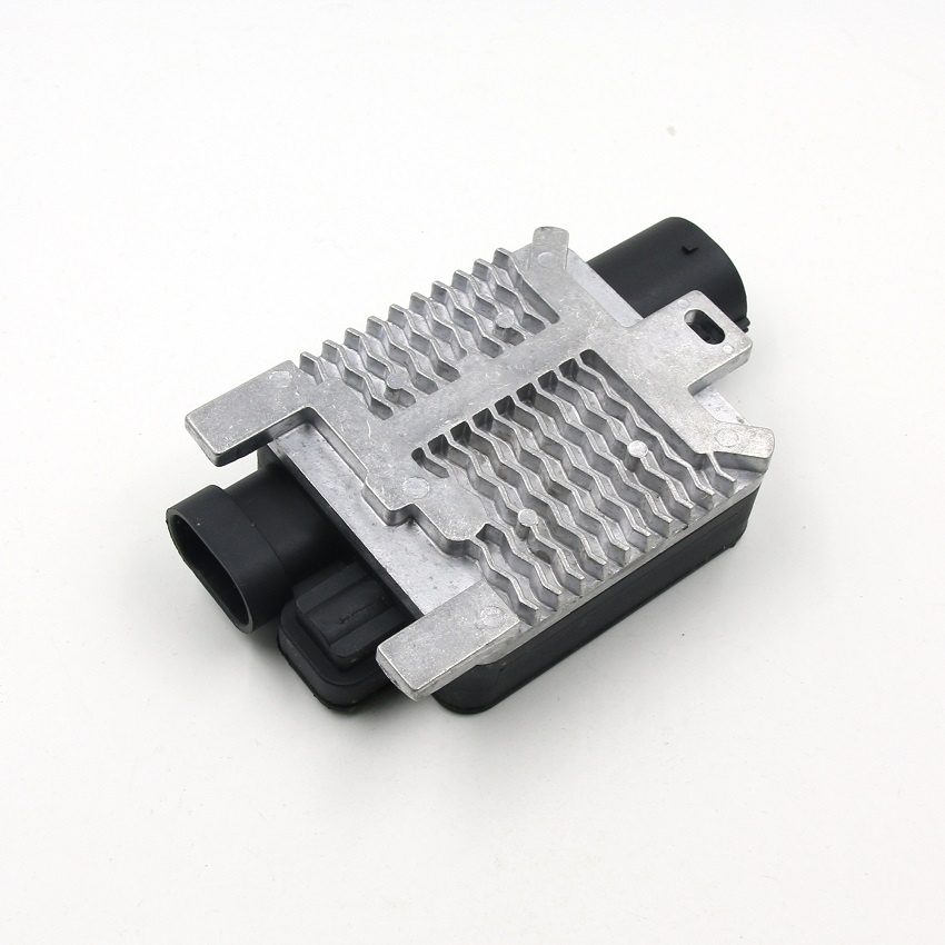 Apto para ford módulo de relé controle do ventilador refrigeração automóveis módulo relé de controle do ventilador 940002904 6w1z8b658ac