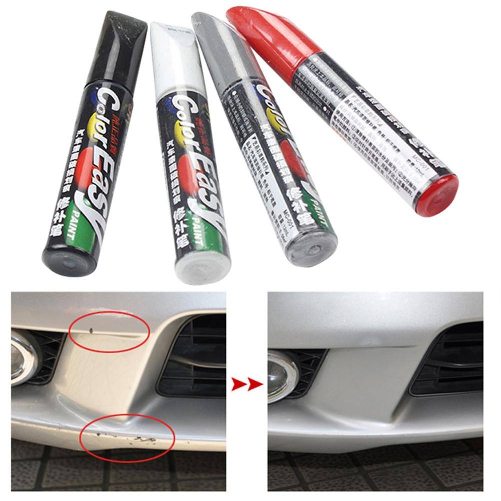 Professional Car Coat Scratch Clear Repair Paint Pen Touch Up Waterproof Remover Applicator Practical Tool For Car Styling