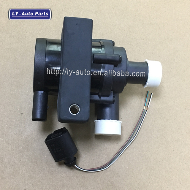 Engine Cooling Additional Auxiliary Water Pump For VW Passat B5 B6 Jetta Golf CC For Audi A3 OEM 1K0965561J 2