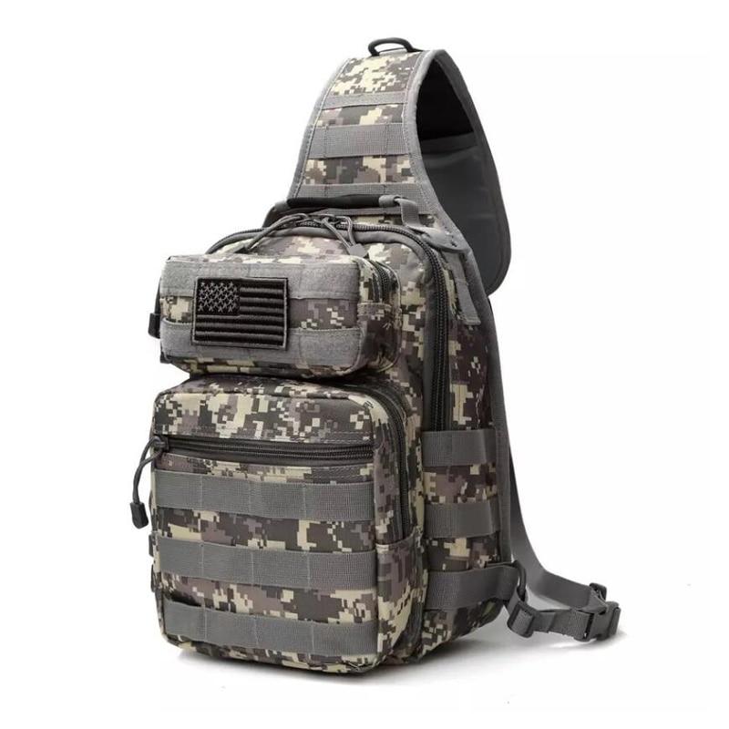 Military Tactical Shoulder Backpack 3