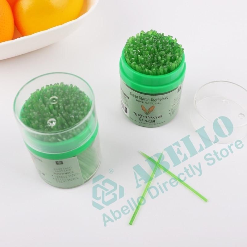 Eco-friendly Biodegradable Zero Waste Vegan Dental Cleaning Toothpick
