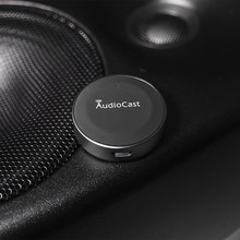 BA10 Wireless AudioCast Bluetooth Music Receiver Apt-X Mini HiFi Stereo Airmusic Car Kit Audio Speaker Hands-Free with Mic(China)