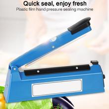 Sealing-Machine Kitchen-Tool Heat-Manual-Sealer Food-Vacuum Household Portable Electric