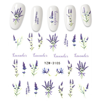 1 piece nail art stickers for nails animal flower mixed pattern 3D nail decoration DIY nails sticker nail foil lcj 1pc nail stickers water decal animal flower plant pattern 3d manicure sticker nail art decoration