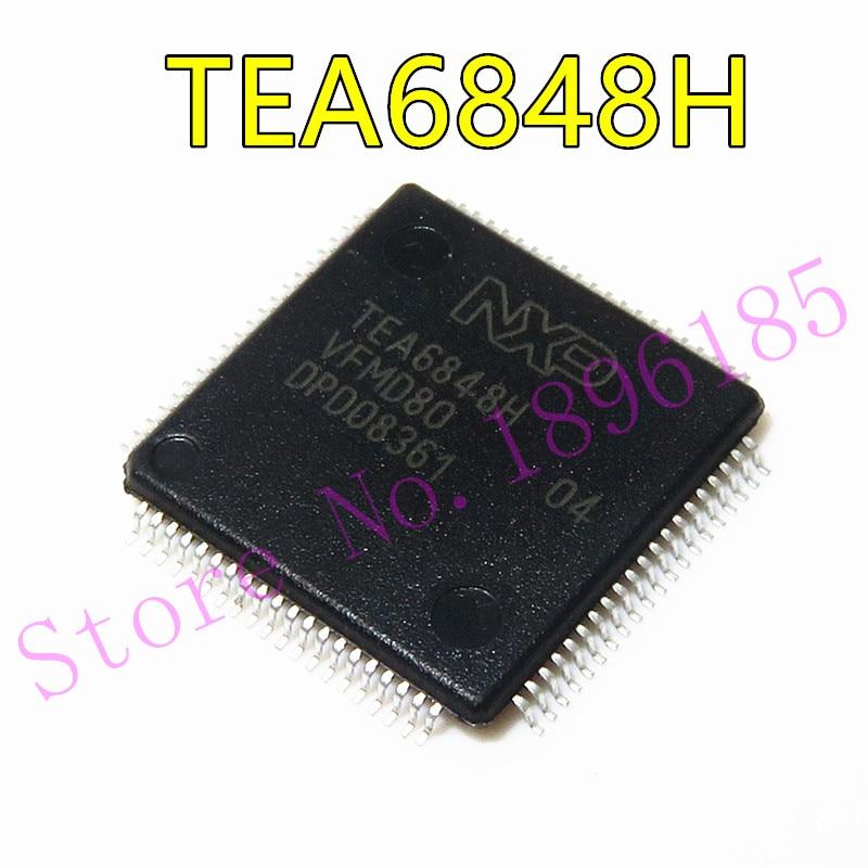 1 шт./лот TEA6848H TEA6848 QFP80