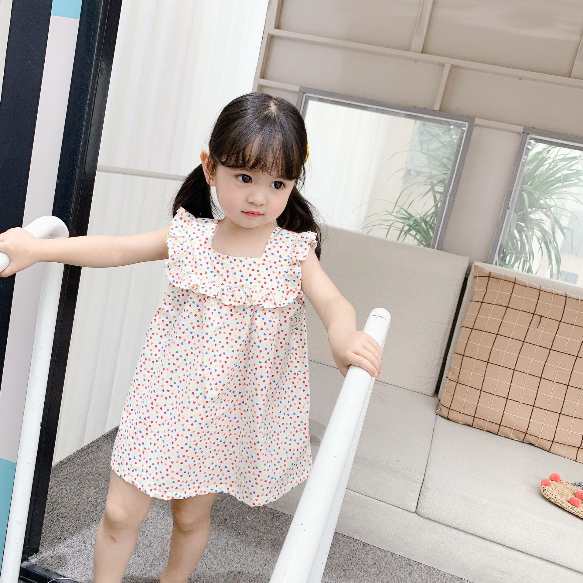 Mihkalev Pretty Baby girls summer dresses 2020 kids clothes girls princess dresses  children beach dress vestido menina|Dresses| - AliExpress