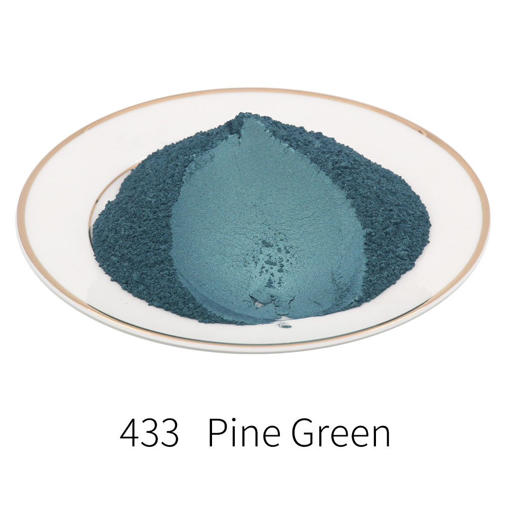 Mica Powder Pigment Acrylic Paint Type 433 For Crafts Arts Cars Paint Soap Eye Shadow Dye Colorant 10/50g Pearl Powder Pigment