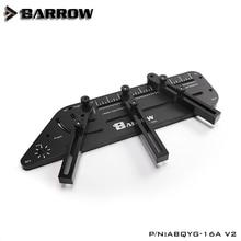 Barrow ABQYG 16A V2 многоугольная акриловая/PMMA /PETG Жесткая гибкая труба, компьютерное водяное охлаждение