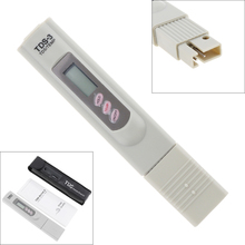 Digital LCD TDS Meter Water Purity Filter Tester Water Quality Testing Pen Measurement Tool 0-9990 PPM
