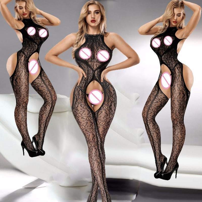 Fishnet Bodysuit   Nude Body Stocking
