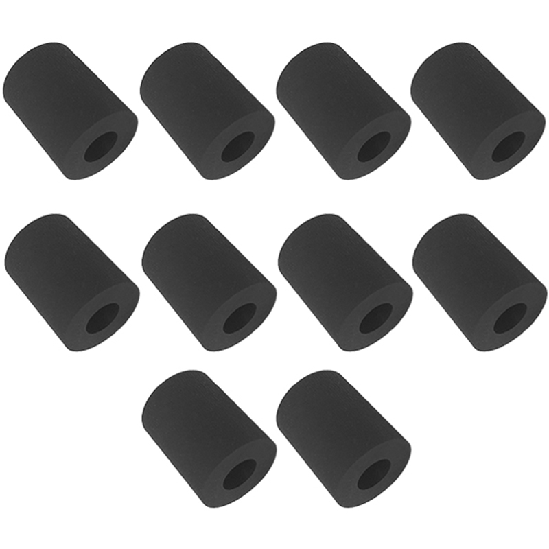 10PC 2F906230 2BR06520 2F906240 Pickup Roller Rubber for <font><b>Kyocera</b></font> <font><b>FS</b></font> 1028 1128 <font><b>1035</b></font> 1100 1320 1120 1135 1300 1370 3900 4000 2000 image