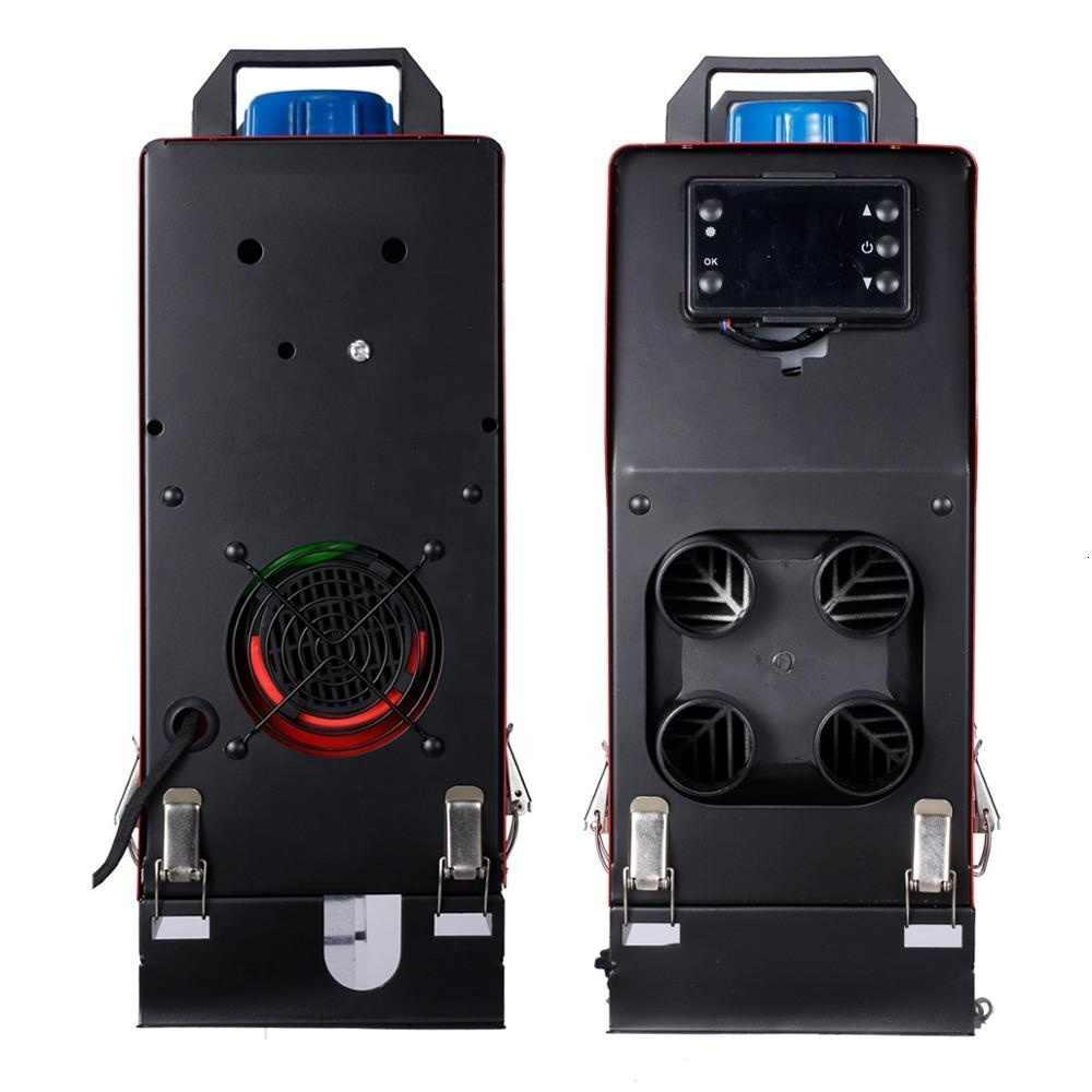 جديد القضاء على الأصوات النفط وقوف السيارات سيارة واحدة المنزل مسخن الهواء المتكاملة مدفأة الديزل مسخن الهواء الديزل