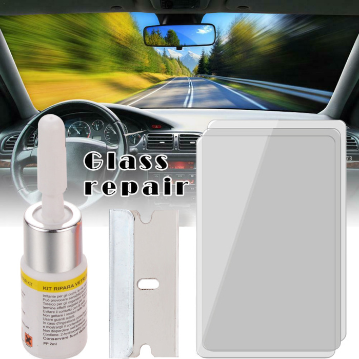 Hc9e6ece2040844d5877410723b0630b73 - Window Fix Tool Glass Repairing Car Windscreen  Resin Kit Liquid Auto