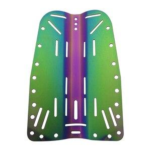 Image 3 - Lichtgewicht Dive Backplate Duiken Bcd Harnas Terug Plaat