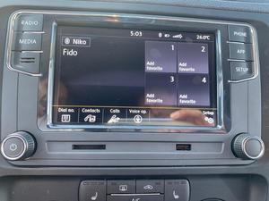 Image 5 - Autoradio Carplay russe, portugais et espagnol, pour Golf 5/6, Jetta MK5/MK6 CC, Tiguan, Passat B6/B7 CC, Polo, Touran, 6RD035187B