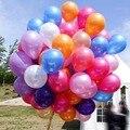 10/20/30/50 шт 10 дюймов 1,5 г жемчужные латексные воздушные шары, Добро пожаловать домой шарики Baby Shower, держащих букет невесты на свадьбе и рождест...