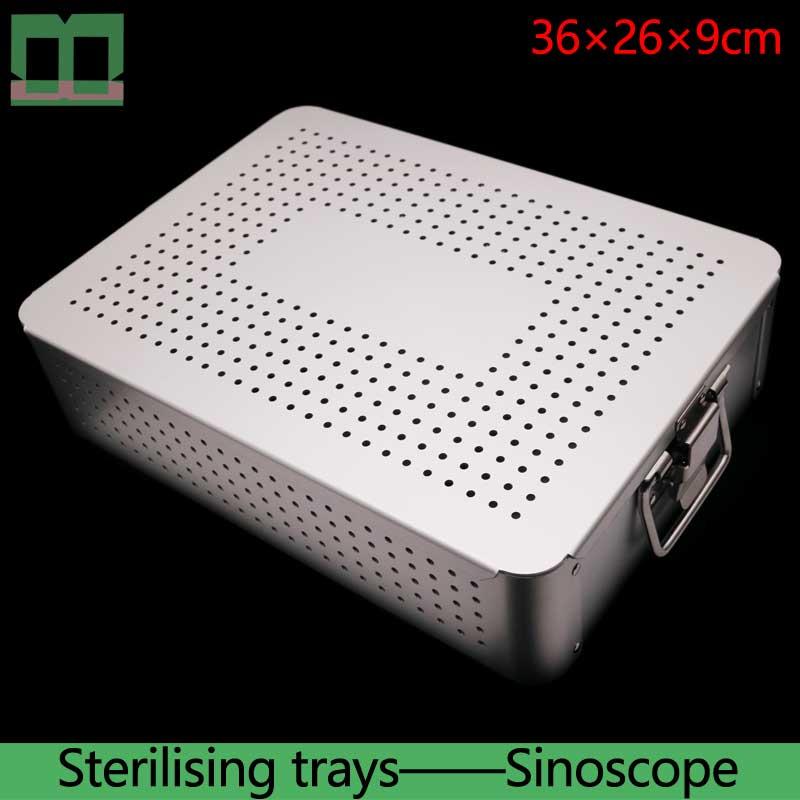 Sterilising Trays Sinoscope Surgical Operating Instrument Autoclave Sterilization Sterile Box  Sinus Mirror Disinfection Box