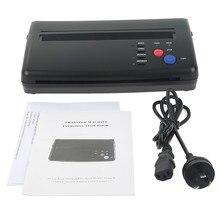 Tattoo Transfer Machine Printer Tekening Thermische Stencil Maker Copier Voor Tattoo Transfer Paper Supply Permanet Make Machine
