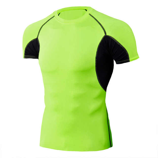 Mma dos homens de fitness rashguard t camisas moda 3d adolescente lobo manga curta palácio camisa compressão musculação clothin