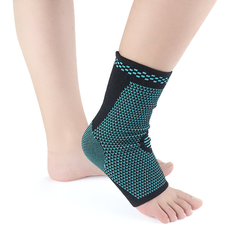 Amazon For Four Seasons Universal Sports Casual Foot Fingerless Hu Li Tao Knitted Elasticity Breathable Ankle Protector