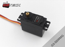 GOTECK GS-GS-5509MG 9kg High Torque Throttle Sterzo RC Servo Ingranaggi In Metallo(China)