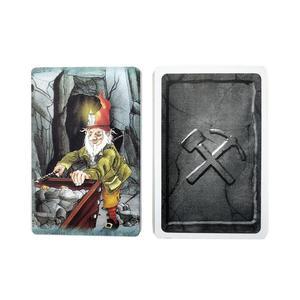 Настольная игра Saboteur, креативная карточка Таро, семейные праздничные игровые карты, английская настольная игра, набор s