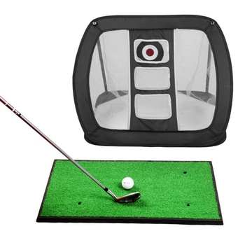 Golf Chipping Golf Practice Network Launching Portable Golf Cages Golf Practice Net Indoor Outdoor New