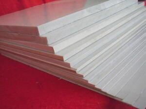 1 lámina de plástico de estireno ABS, placa blanca lisa de 200x300x2MM/1,5 MM / 1MM