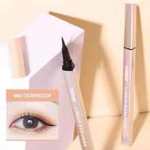 Novo preto à prova dwaterproof água delineador líquido de longa duração olho forro caneta lápis maquiagem cosméticos beleza alta qualidade