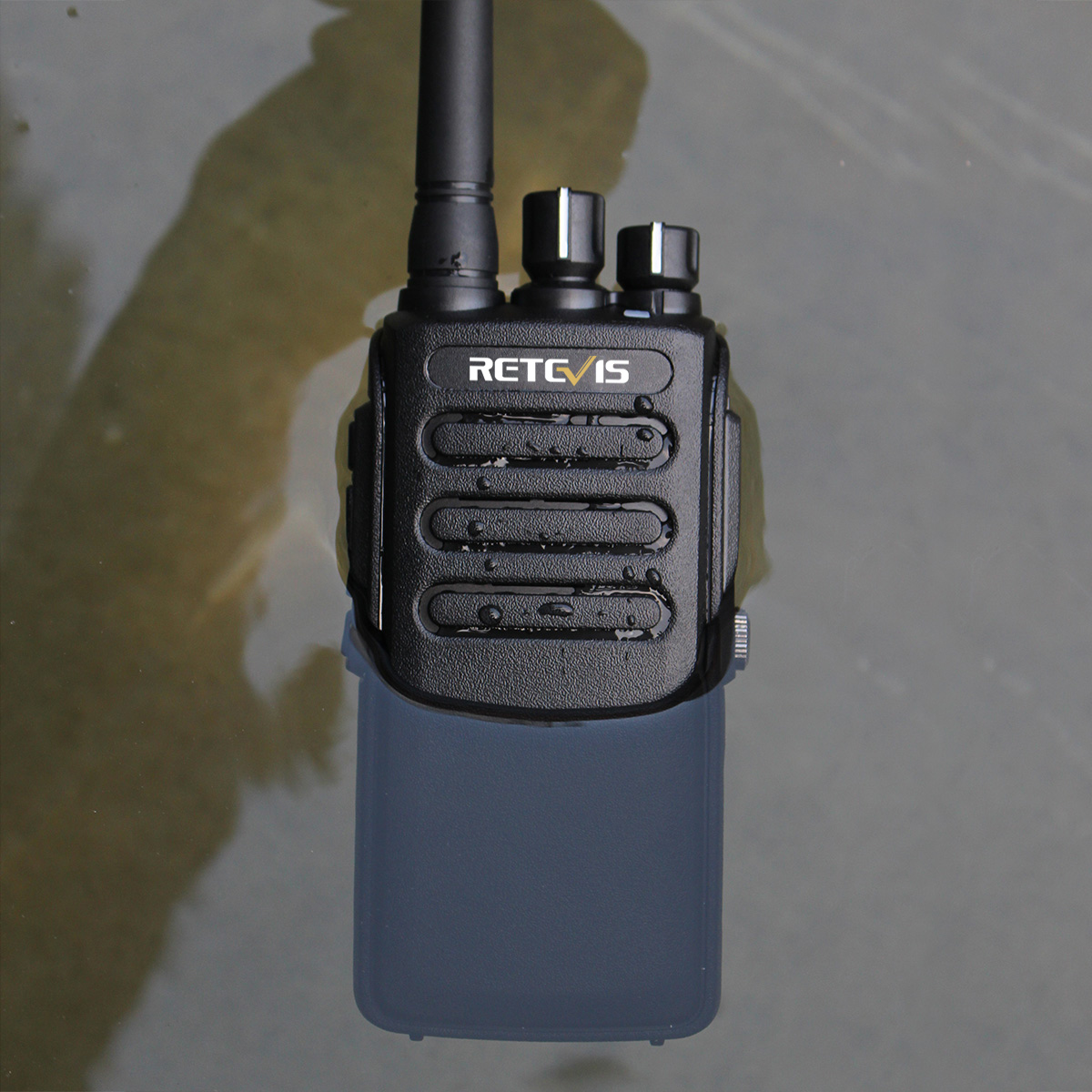 Powerful DMR Digital Walkie Talkie Retevis RT81 Waterproof IP67 UHF VOX Long Range Two-way Radio For Farm Warehouse Factory Hunt