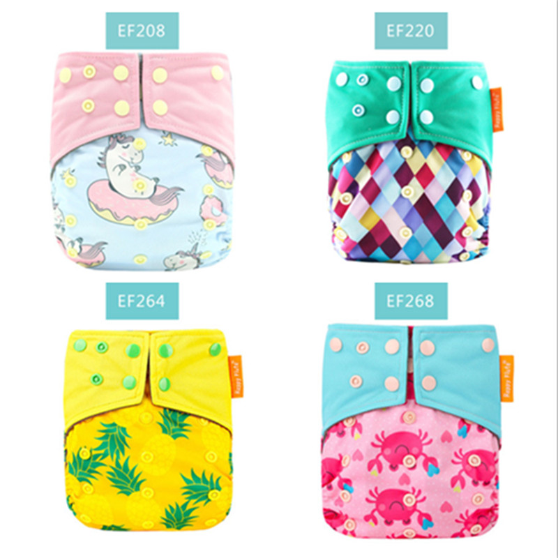 2020Newest Baby Diapers Waterproof Adjustable Size  Cloth Diapers Pool Pant Swimming Diaper Cover Reusable Washable Baby Nappie