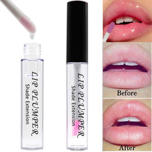 Waterproof Matte Liquid Lipstick Long-Lasting Plump Lip Gloss Cosmetics 7ml Big mouth toot lip oil lip gloss