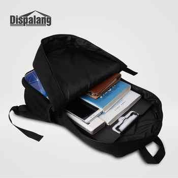 Horse Unicorn Fox Print School Bag Backpack Pencil Case Boys 2 PCS Student Schoolbag Set For Teenage Girls Children Backpacking