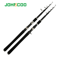 Spinning Fishing rod Casting 20 100g High quality Telescopic Carbon rod Big Game rod for Catfish rod