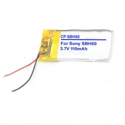 TTVXO 115mAh Battery For Sony SBH50,SBH52
