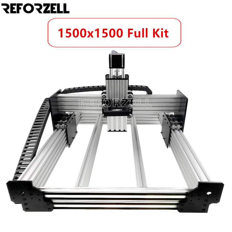 1500mm X 1500mm WorkBee CNC Router Machine Complete Kit