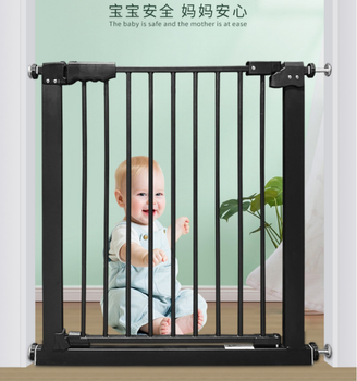 Staircase fence child safety door fence baby fence pet dog isolation fence fence free punching railing baby game fence multiple combinations baby crawling fence toddler fence child safety fence toy