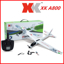WLtoys XK A800 2.4Ghz 5CH RC Airplane with 3D/6G Mode 780mm Wingspan EPO Fly Wing Aircraft Fixed Wing Airplane RTR xk x520 rc 6ch 3d 6g airplane vtol vertical takeoff land delta wing rc drone fixed wing plane toy with mode switch led light