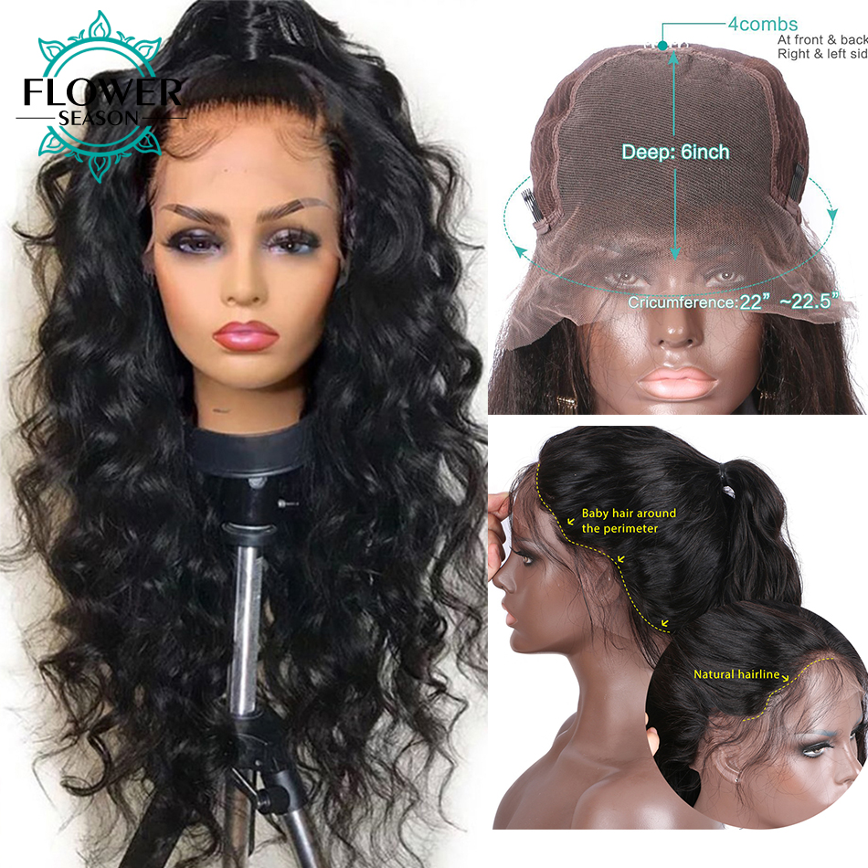 wave lace wig